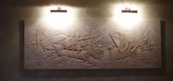 corabii_in_furtuna_restaurant_scapino_constanta_A_tablou_sculptura_piatra_stone_story