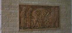 gladiatori_hotel_imperium_suceava_A_tablou_sculptura_piatra_stone_story